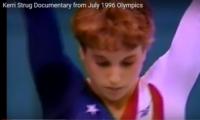 Kerri Strug's Heroic Olympic Win in Spite of Injury