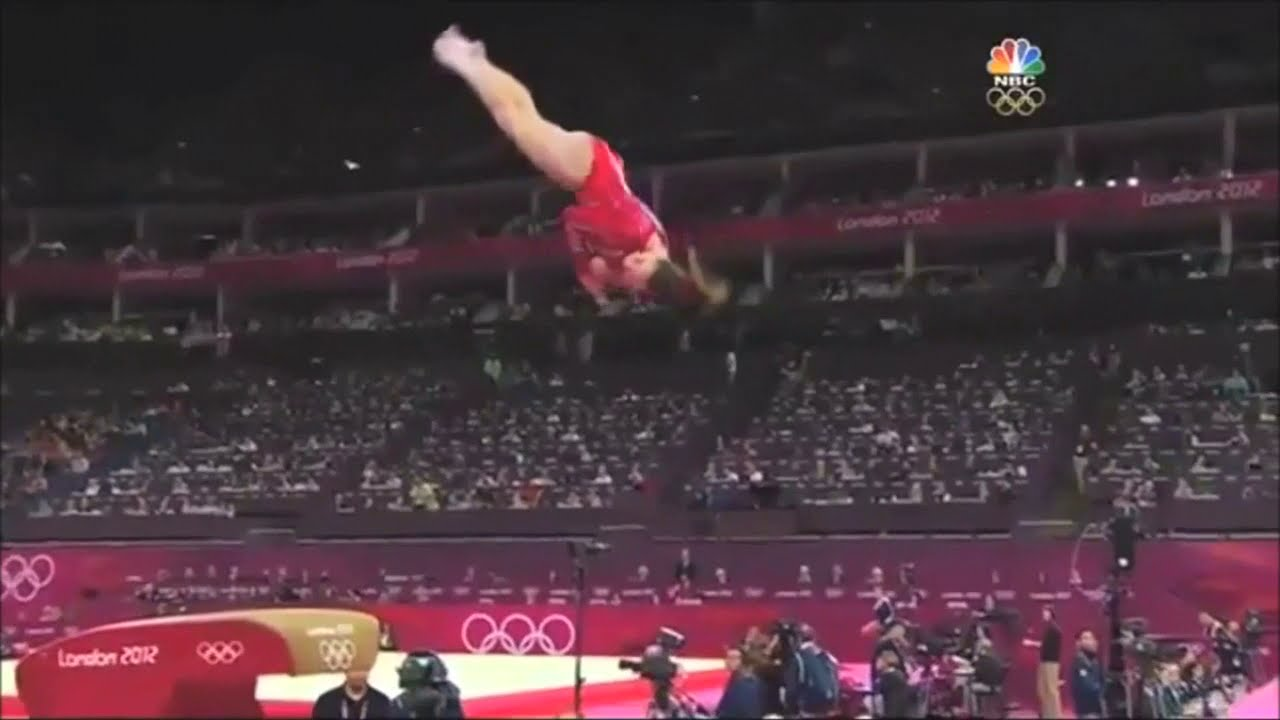 McKayla Maroney's Amazing Vaults
