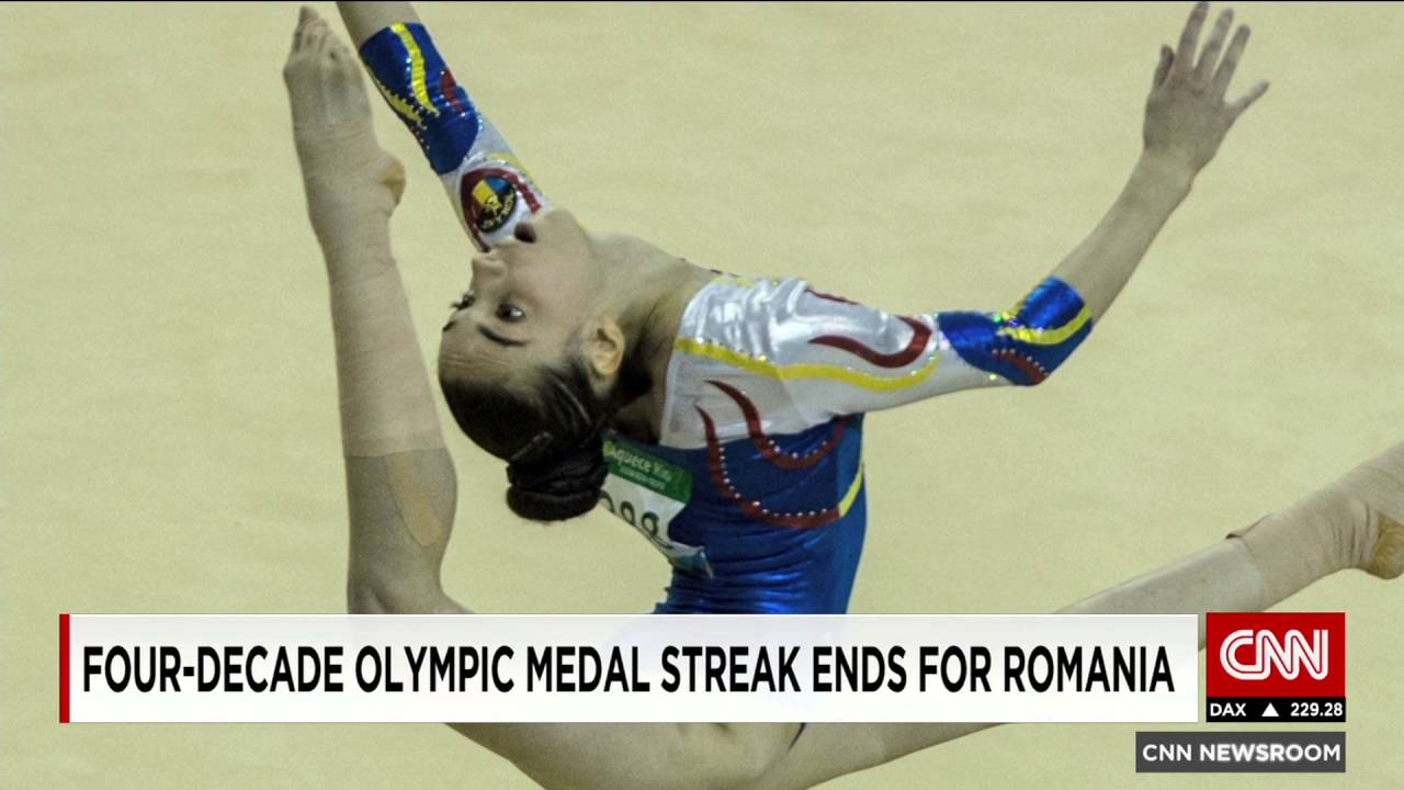 Romanian Gymnasts Fail To Qualify